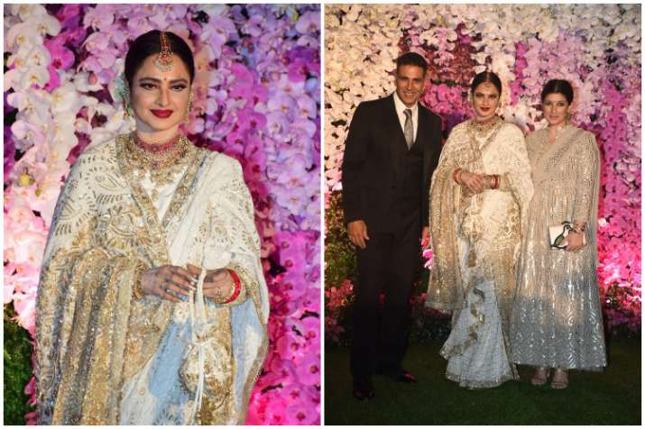 Akash Ambani-shloka Mehta Reception- India TV