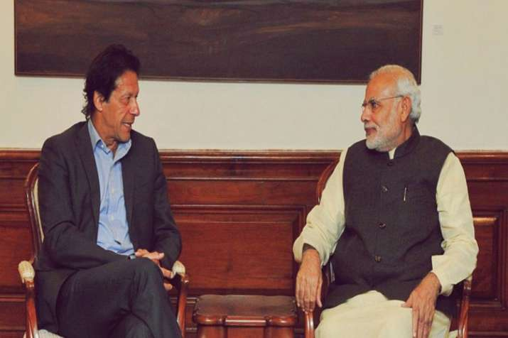 PM Modi extends Pakistan Day wishes to Imran Khan- India TV