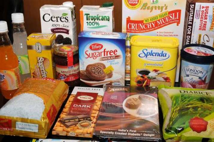 sugar free products- India TV