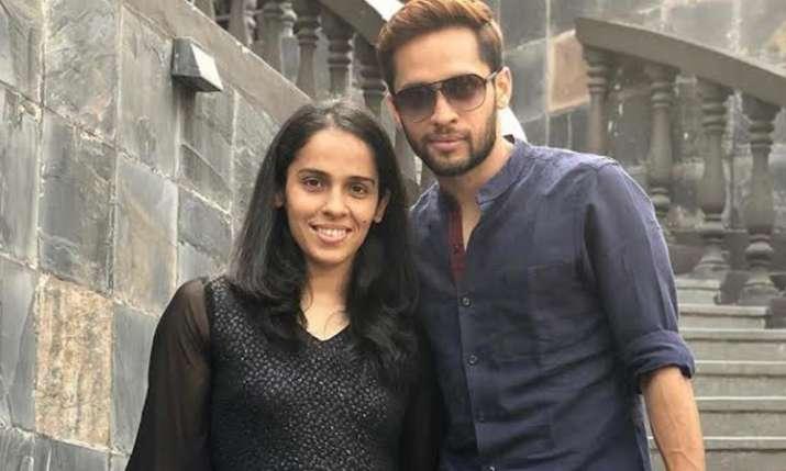 ऑल इंग्लैंड बैडमिंटन: गलत शॉट्स खेलने पर सायना को डांट रहे थे पति पी कश्यप- India TV Hindi
