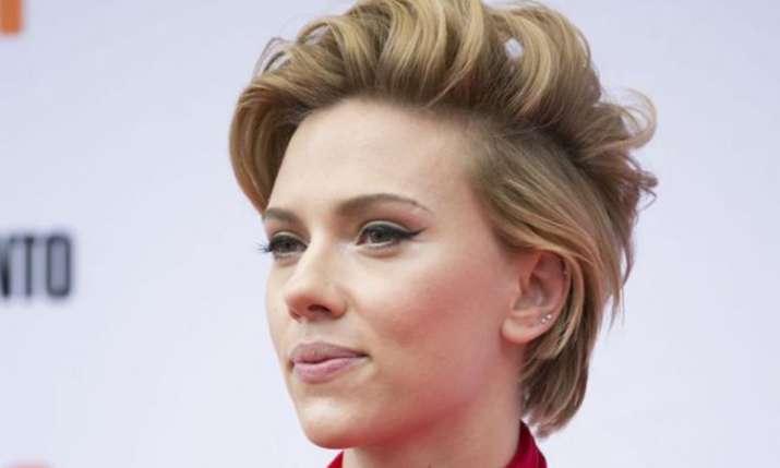 Scarlett Johansson- India TV