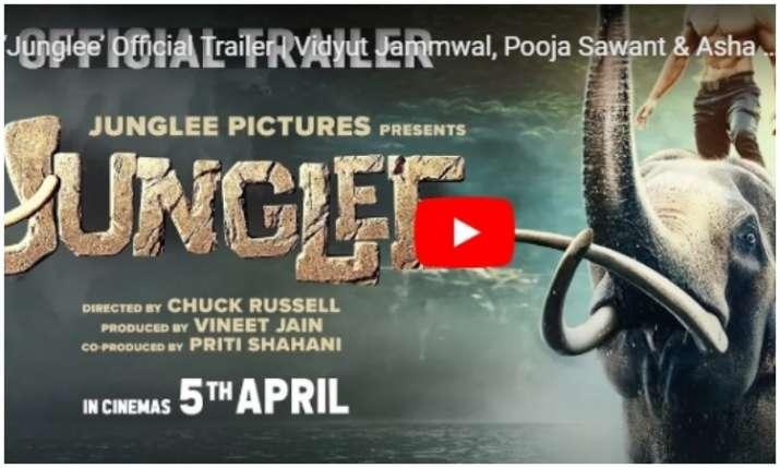 Trailer og Junglee- India TV Hindi