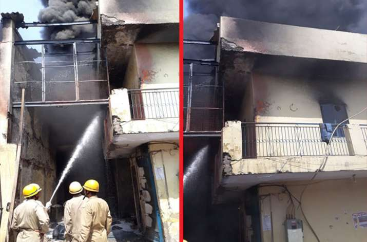 Delhi Fire- India TV Hindi