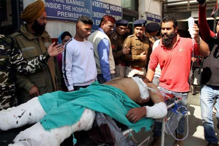 Jammu Blast- India TV Hindi