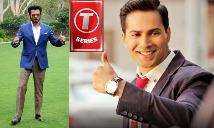वरुण धवन और अनिल...- India TV Hindi