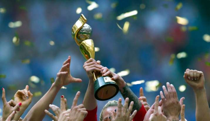 A representational image of the FIFA Women's World Cup- India TV