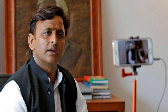 Akhilesh Yadav- India TV