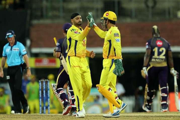 Harbhajan Singh and Imran Tahir are matured like old wine: Mahendra Singh Dhoni- India TV