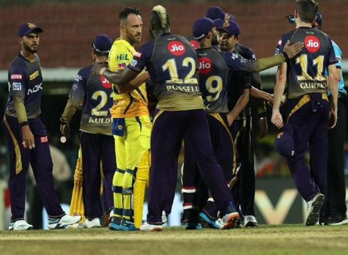 IPL 2019, CSK vs KKR: Chennai Super Kings Beat Kolkata knight Riders By 7 Wickets- India TV Hindi