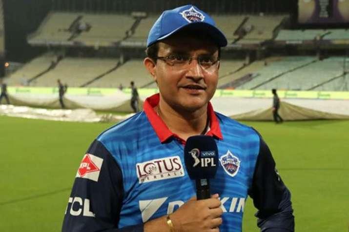 Sourav Ganguly MS Dhoni Chennai Super Kings No Ball Controversy IPL 2019 Rajasthan Royals- India TV