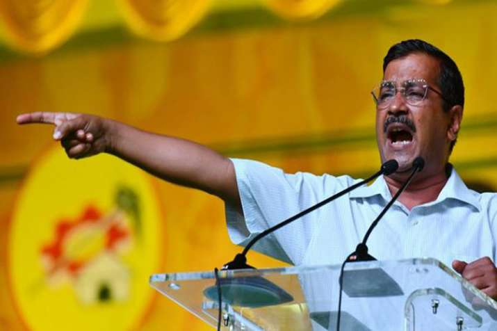 Delhi CM Arvind Kejriwal- India TV