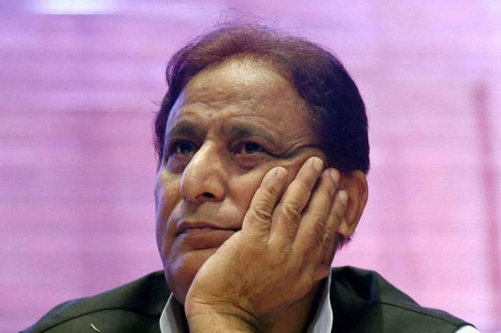 Azam Khan's statement on Collector - India TV