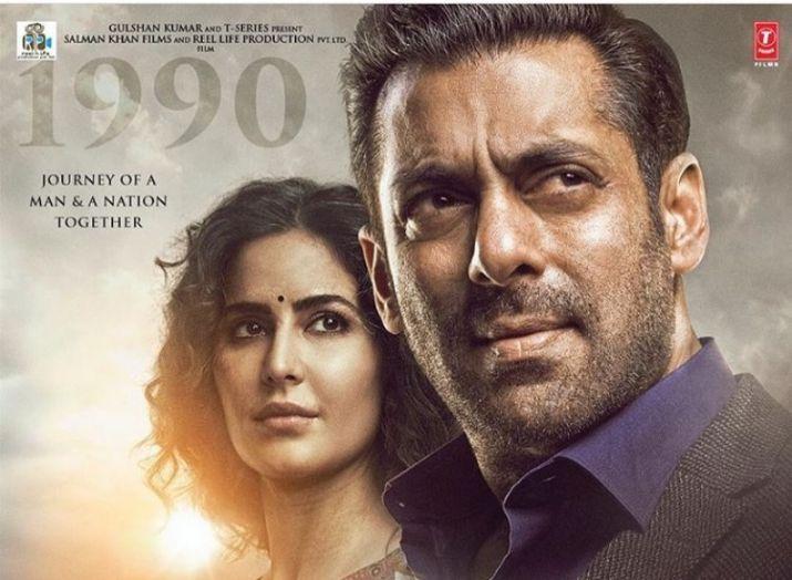 New poster of salman khan's bharat- India TV Hindi