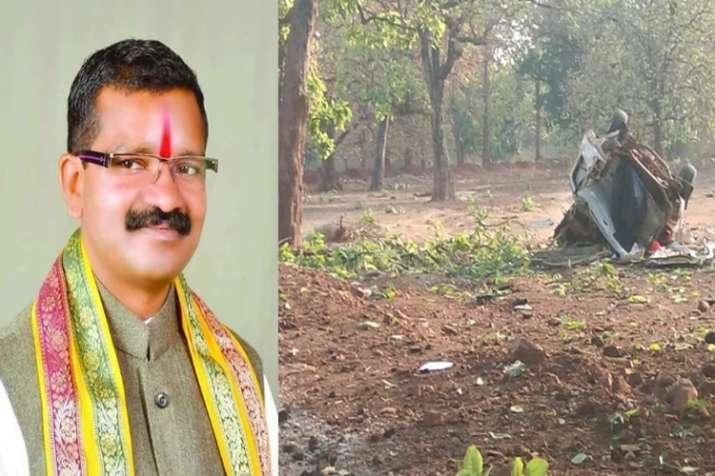 दंतेवाड़ा में बीजेपी विधायक पर नक्सली हमले में सौ नक्सलियों के शामिल होने की आशंका- India TV Hindi