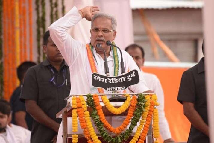 Chhattisgarh: Bheema Mandavi died because he ignored police warnings, says CM Bhupesh Baghel- India TV Hindi