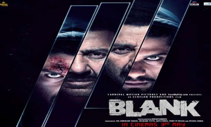 Blank Trailer OUT- India TV Hindi