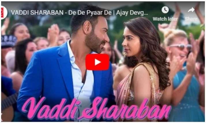 De De pyar de First song is out- India TV