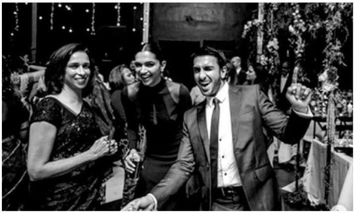 Deepika padukone and ranveer singh- India TV