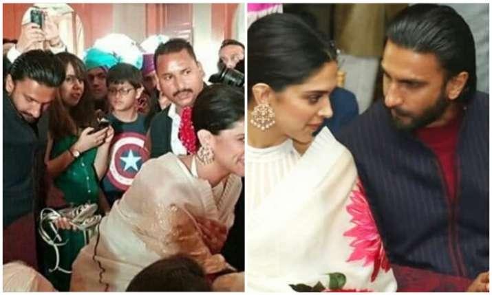 Deepika padukone and ranveer singh Viral picture- India TV Hindi