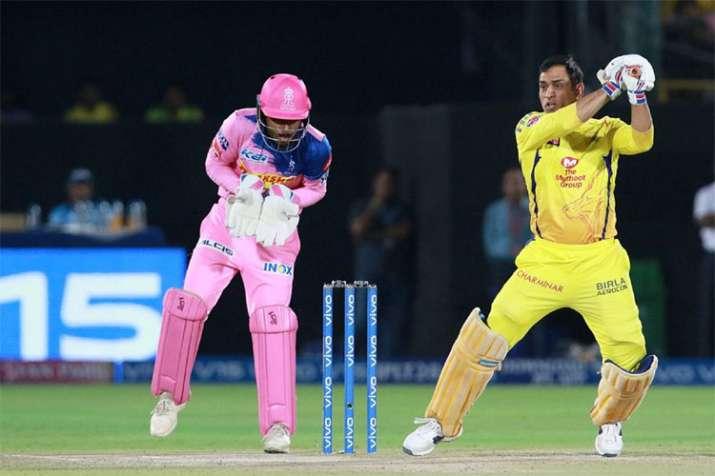 लाइव स्कोर, राजस्थान रॉयल्स बनाम चेन्नई सुपरकिंग्स बनाम आईपीएल 2019 लाइव क्रिकेट मैच- India TV