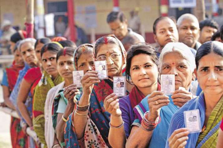 Campaign ends for third phase polling- India TV Hindi