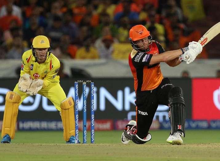 IPL 2019, SRH vs CSK: वॉर्नर और बेयरस्टो के अर्धशतक के दम पर हैदराबाद ने रोका चेन्नई का विजय रथ, 7 व- India TV