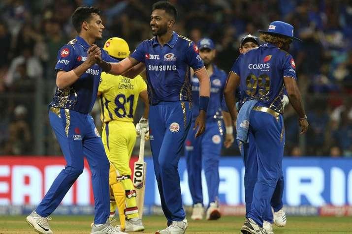 IPL 2019, MI vs CSK, Highlights: मुंबई इंडियंस ने 37 रनों से जीता मैच, हार्दिक पंड्या और मलिंगा ने ल- India TV