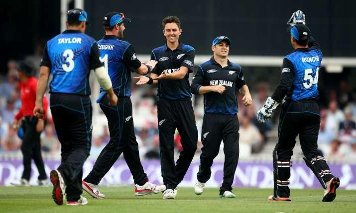 न्यूजीलैंड क्रिकेट टीम - India TV