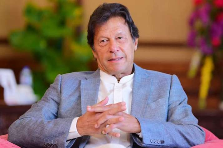 Fire reported at office of Pakistan PM Imran Khan | AP File- India TV Hindi