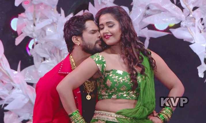 काजल-खेसारी- India TV Hindi