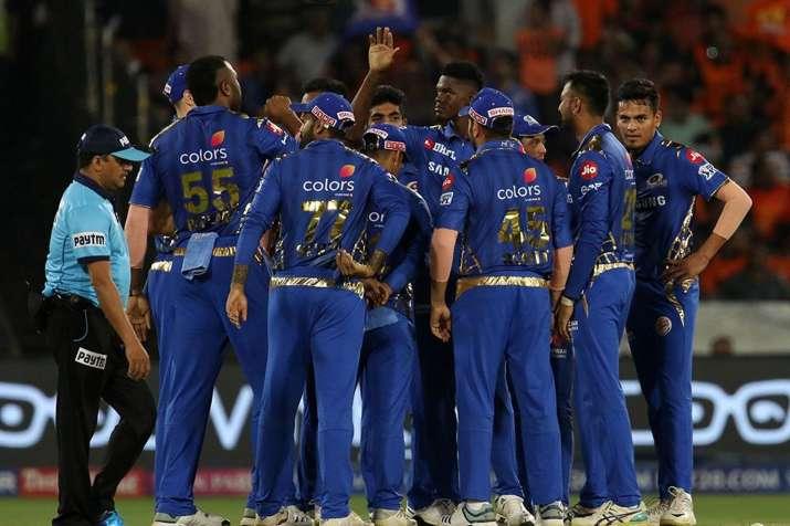 IPL 2019: मुंबई इंडियंस ने रचा इतिहास, राजस्थान रॉयल्स के खिलाफ मैदान में उतरते ही हासिल की बड़ी उपल- India TV