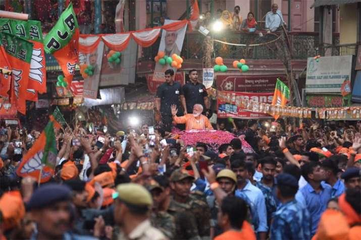 PM Modi in Varanasi - India TV Hindi