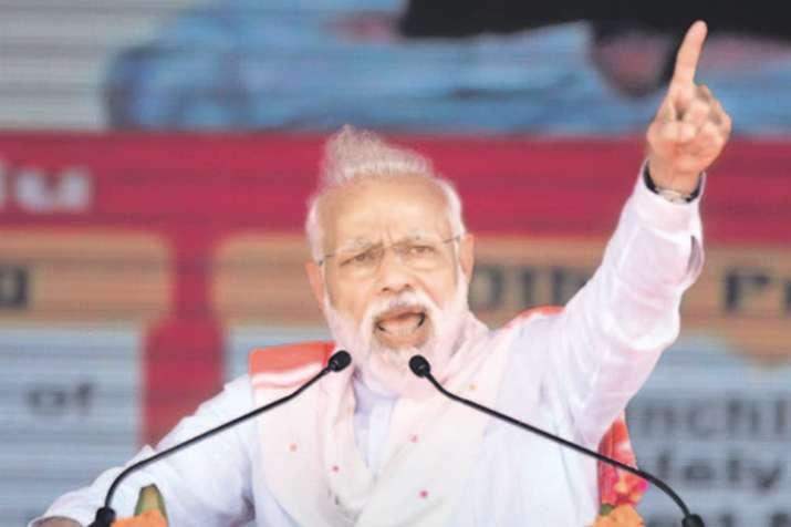 कश्मीर के ढाई जिलों में सीमित रह गया है आतंकवाद: मोदी- India TV Hindi
