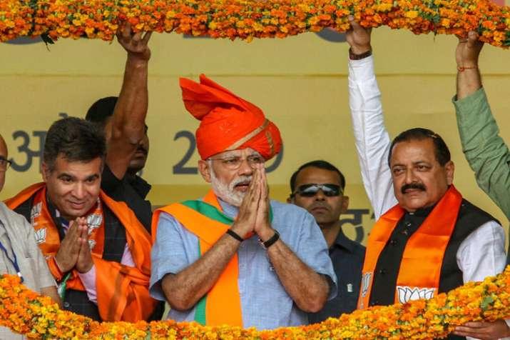 PM Modi to address two rallies in Chhattisgarh- India TV