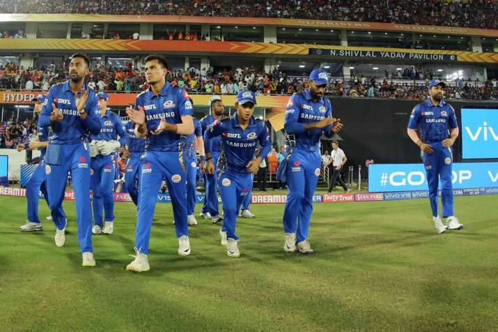 Live Cricket Score SRH vs MI IPL 2019 match 19 Live blog updates- India TV Hindi