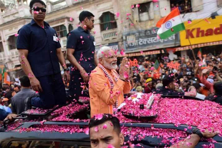 PM Narendra Modi in Varanasi | PTI- India TV Hindi