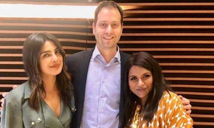 Priyanka Chopra and Mindy Kaling- India TV