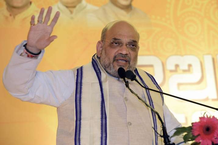 BJP President Amit Shah- India TV Hindi