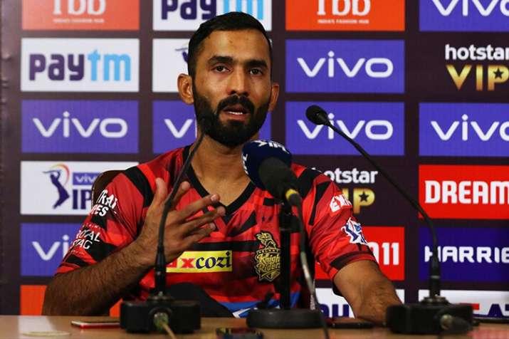 IPL 2019, KKR vs DC   Fell short by 10-15 runs, could have bowled better: KKR captain Dinesh Karthik- India TV