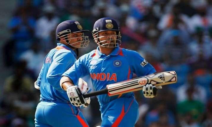 सचिन तेंदुलकर...- India TV Hindi