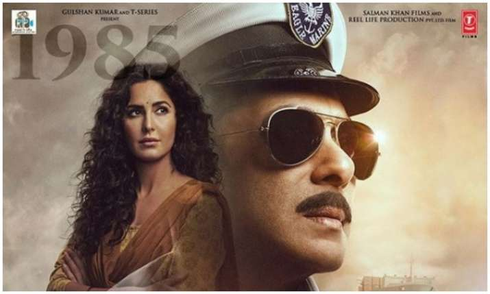 New poster of bharat- India TV