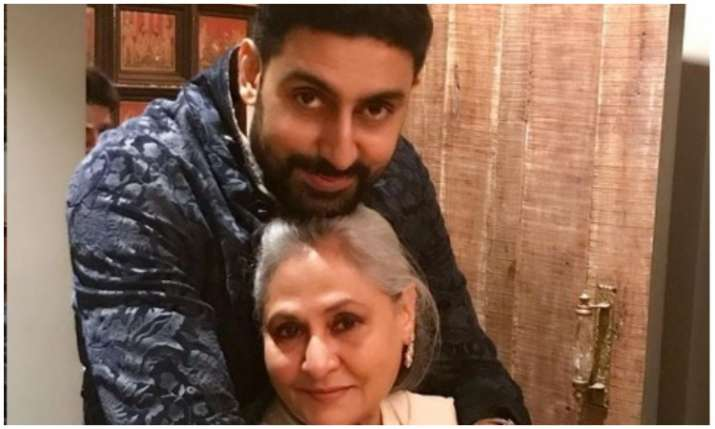 Abhishek bachchan and jaya bachchan- India TV Hindi