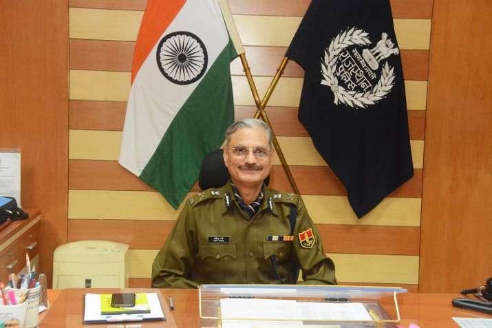 Rajasthan DGP Kapil Garg- India TV