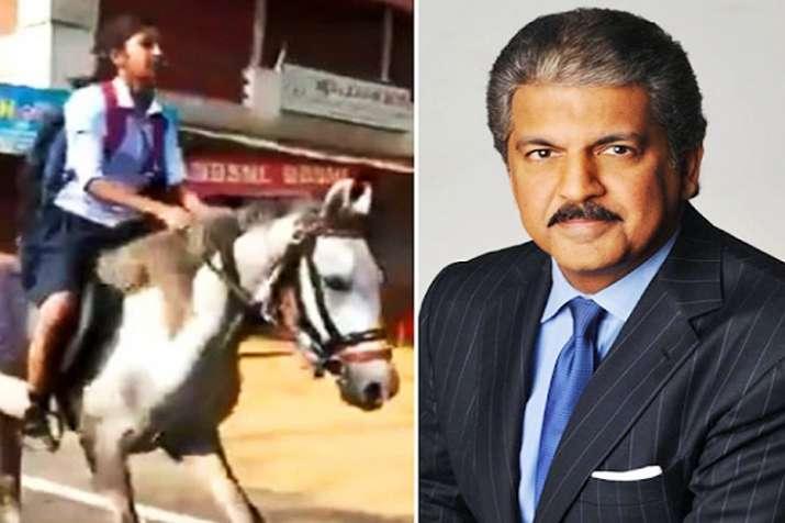 घोड़े पर सवार होकर...- India TV Hindi