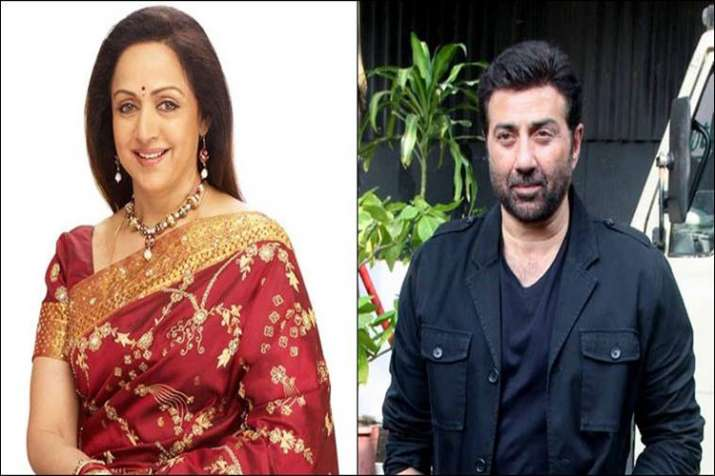 Sunny Deol and Hema Malini in one Family and that is BJP- India TV Hindi