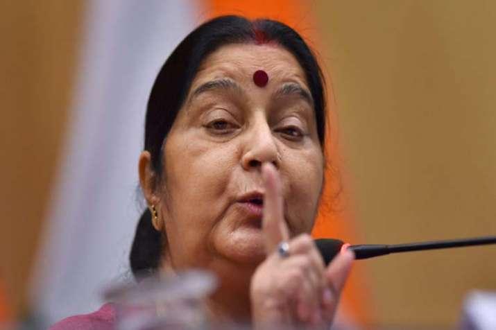 Sushma Swaraj File Photo- India TV