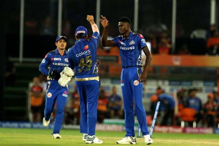IPL 2019 | I will cherish this for a long time: Alzarri Joseph on his 'unbelievable' debut for Mumba- India TV