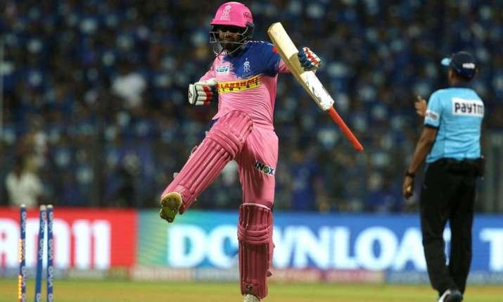 लाइव क्रिकेट स्कोर, Mi vs RR, लाइव मैच स्कोर आईपीएल 2019: मुंबई इंडियस बनाम राजस्थान रॉयल्स लाइव क्र- India TV