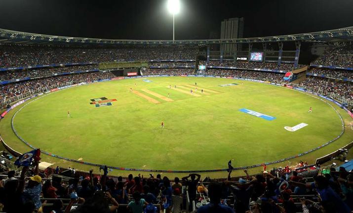 wankhede stadium, Mumbai- India TV