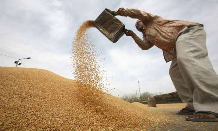 Wheat import duty increased to 40 percent- India TV Paisa